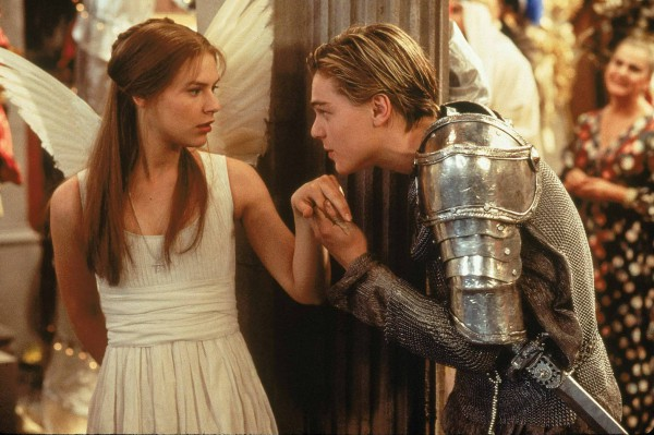 Love at first sight - Romeo and Juliet
