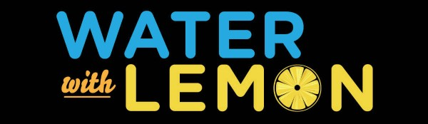It's Time For Lemon Water
