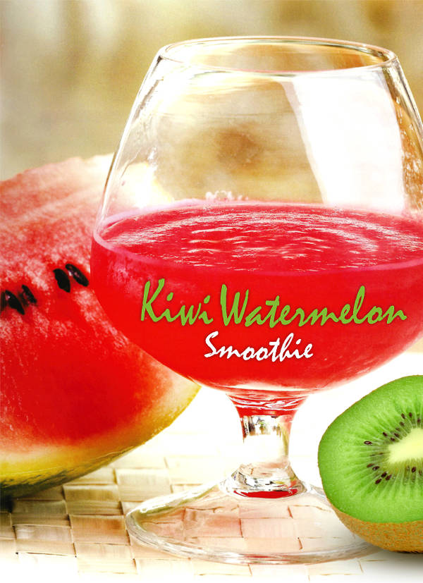 Kiwi Watermelon Smoothie