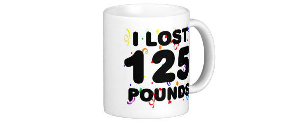 Mental Weight Loss Supplement - I lost 125 pounds