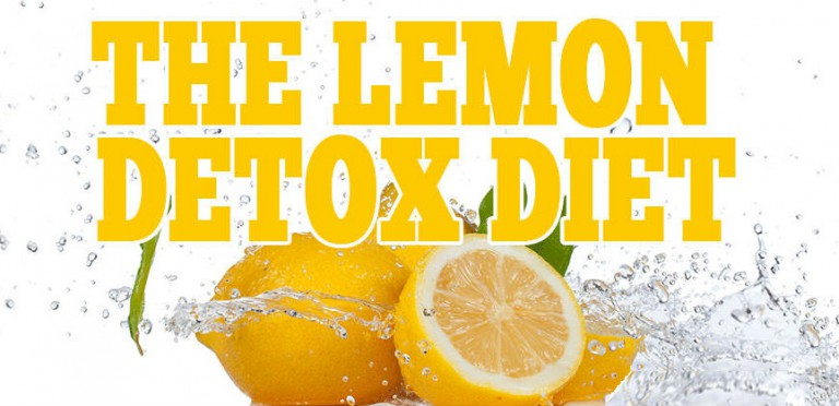 Lemon Detox Diet – Simply The Best Weight Loss Recipe