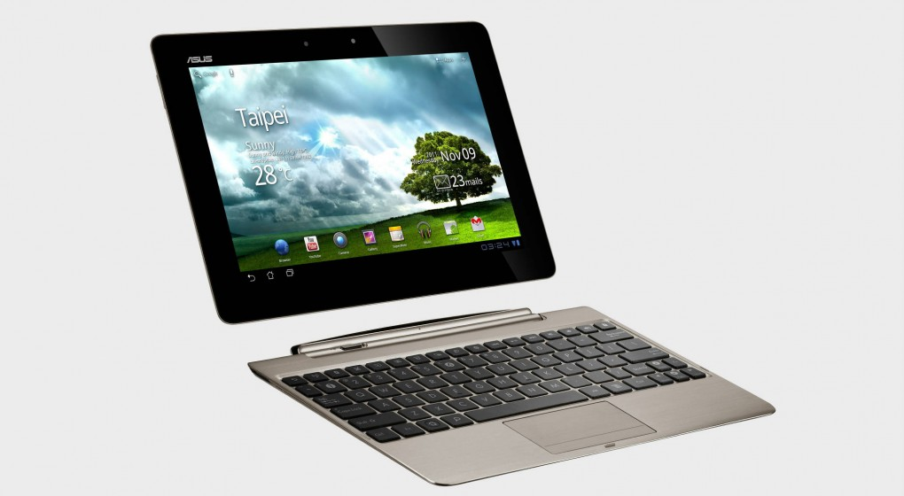 ASUS Transformer featured
