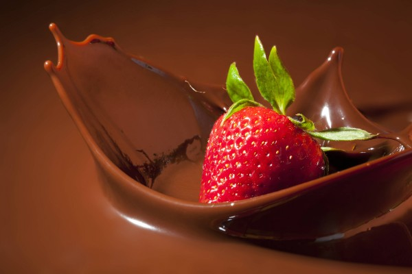 Aphrodisiac Foods - Choco - Strawberry 2