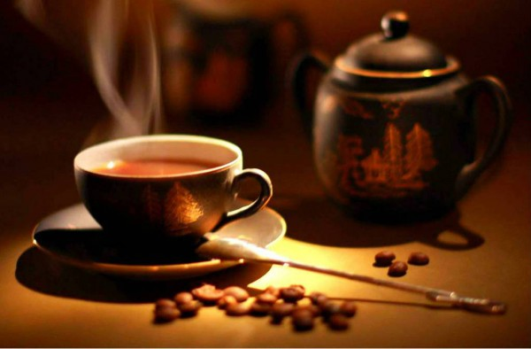 Cup Of Coffee Against Liver Cancer
