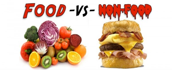 Healthy Eating - Good and Bad Food