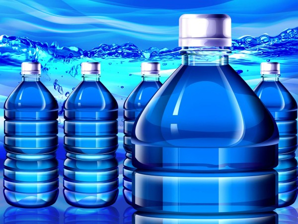 Bottled Water - Small
