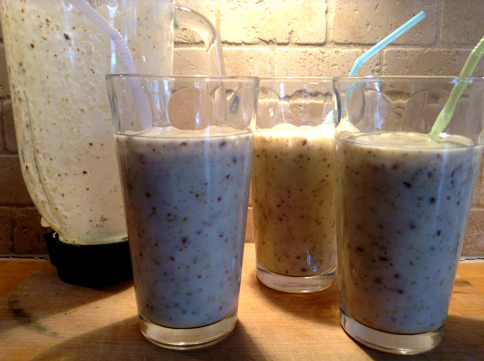 Colon Cleansing - Flaxseed Flour and Kefir