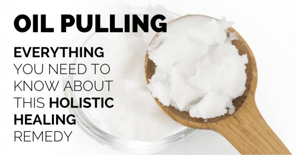 Oil Pulling Remedy