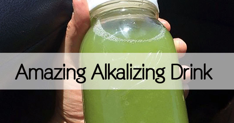 Alkalizing Drink
