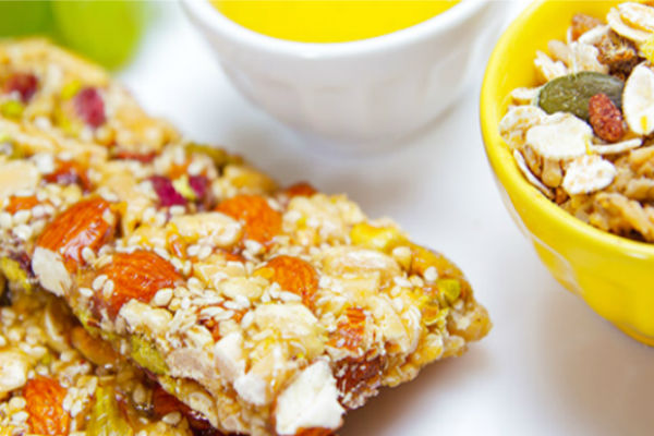 The Best 5 Nutrition Bars For Weight Loss