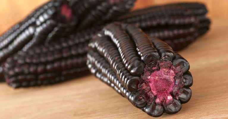 The-Many-Amazing-Benefits-of-Drinking-Purple-Corn-Juice-Recipe-Included - People still unaware of this Super Food on Earth Peruvian Purple Corn  - Health and Food
