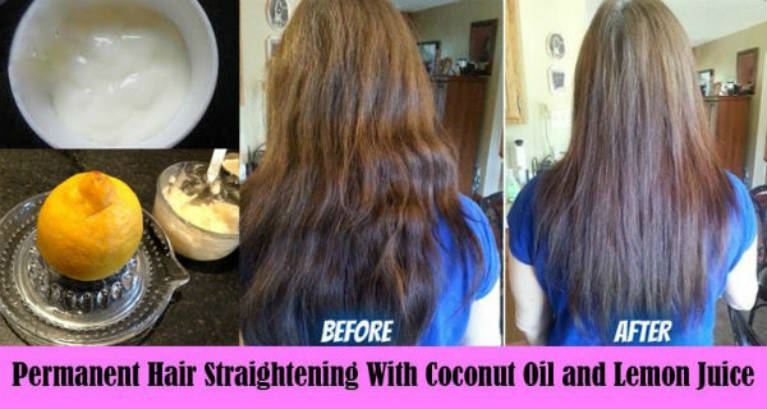 Fast and easy permanent hair straightening using coconut milk and fast and easy permanent hair straightening using coconut milk and lemon video solutioingenieria Images