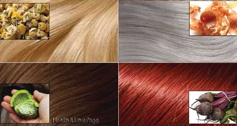 How To Color Your Hair Naturally Without Using Chemicals