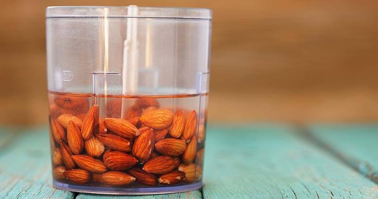 Soak Nuts Before Eating and Improve Your Digestion