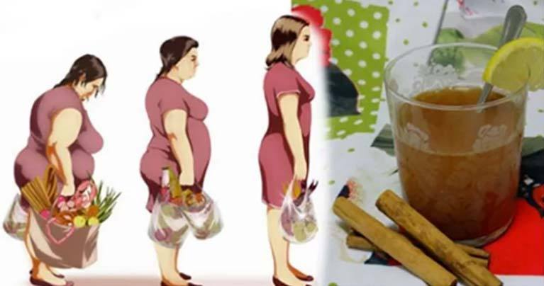 This Honey, Lemon and Cinnamon Based Drink Will Help You Lose 4 kg in a Week