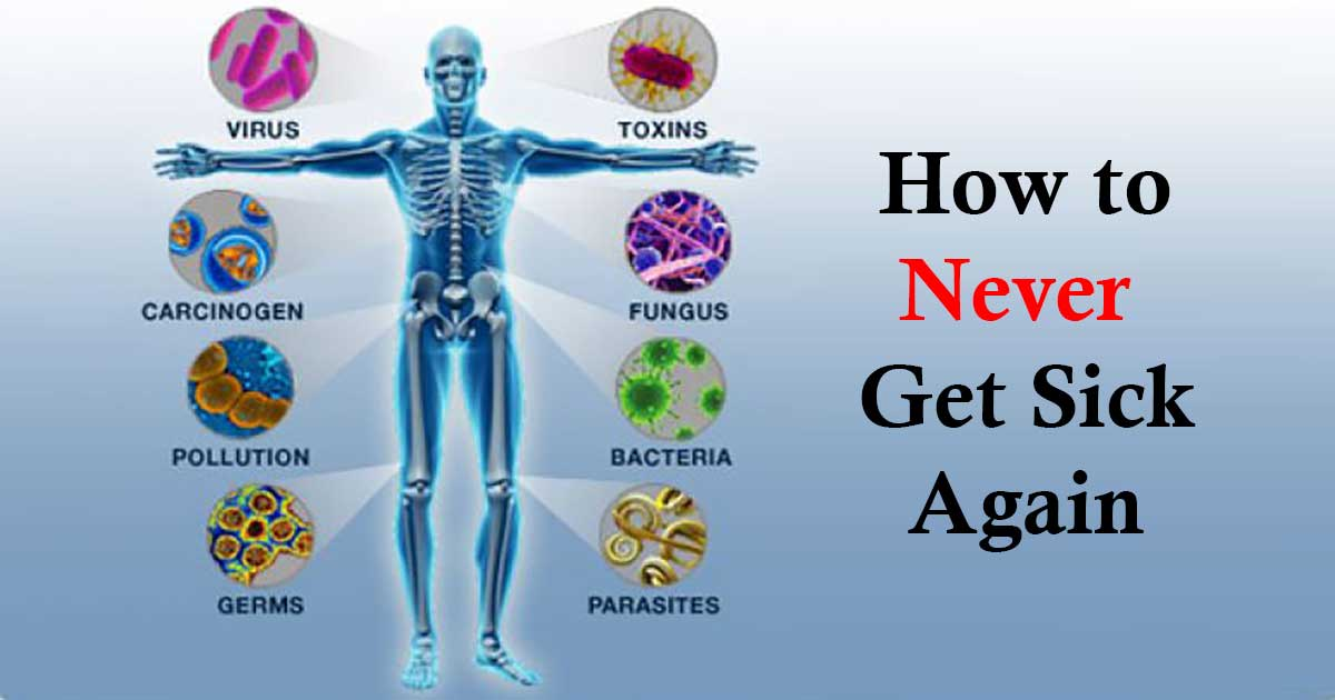 Natural Ways To Strengthen Your Immune System