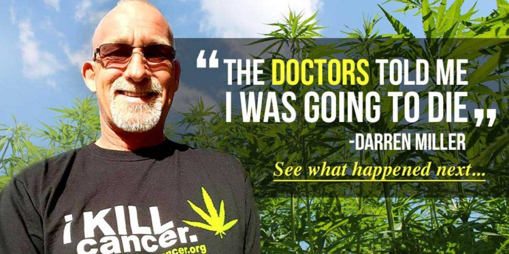 Breaking: a 50-Year-Old Man Cured Lung Cancer With Cannabis Oil