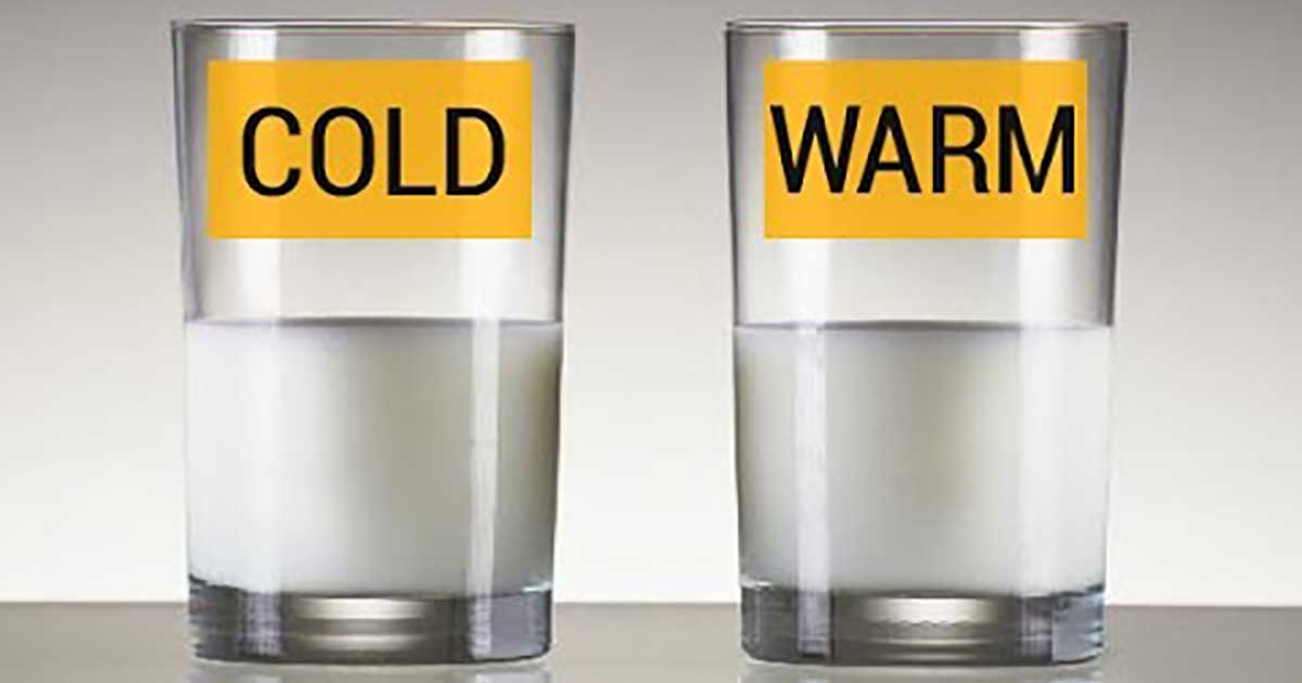Cold Water vs Warm Water – Which One's Bad for Your Health?