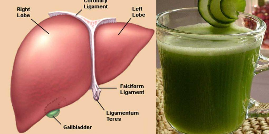 Look 10 Years Younger and Improve Your Liver Health with This Magical Drink