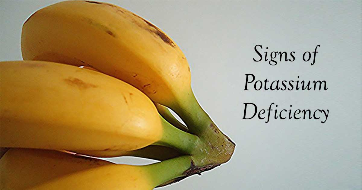 6 alarming symptoms of low potassium levels in the body, Skeleton