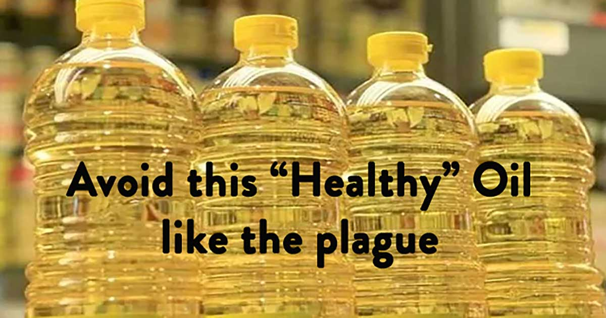 You've Been Led to Believe That This Oil Is Healthy