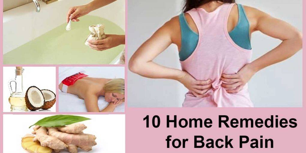 10 Highly Effective Treatments for Backache