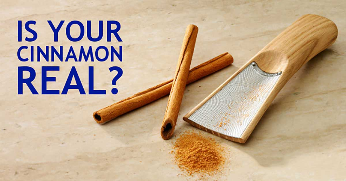 Here's How to Recognize Fake Cinnamon and Buy the Right One