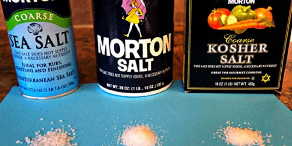 Learn How to Avoid Buying Fake Salt Ever Again!