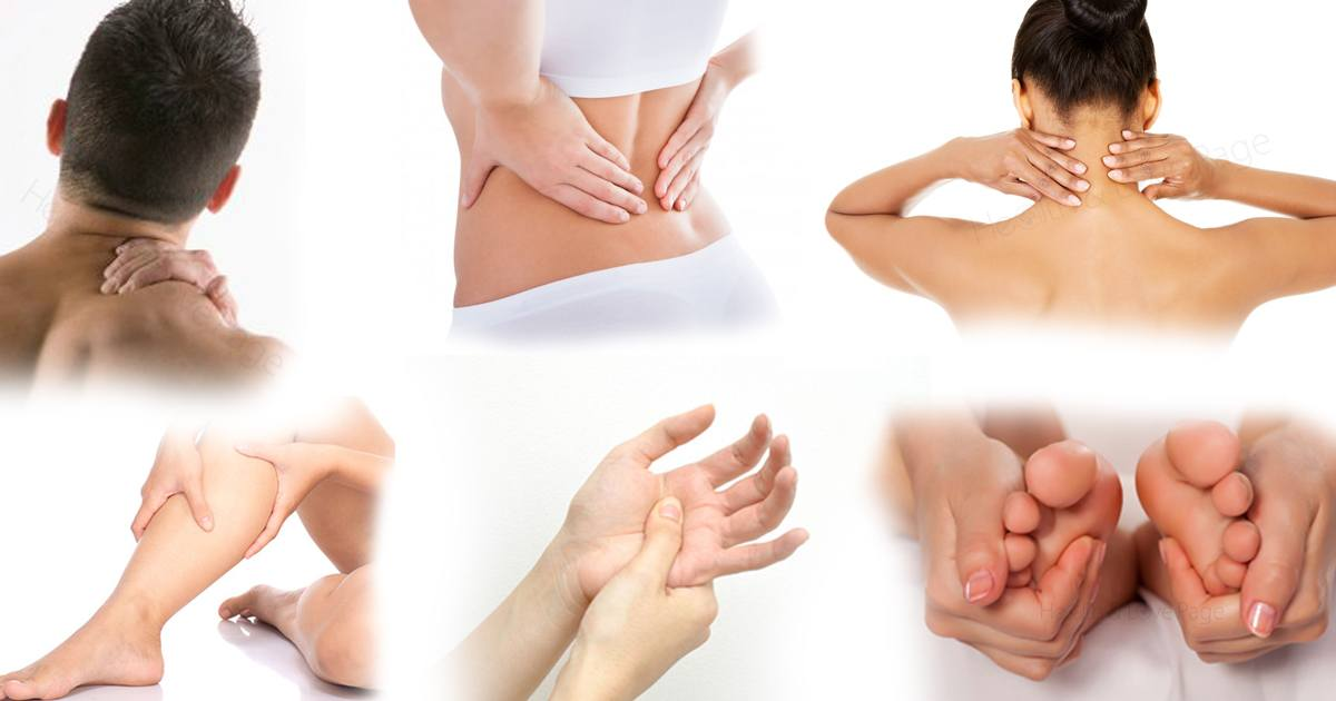 how to give a massage to relieve back pain