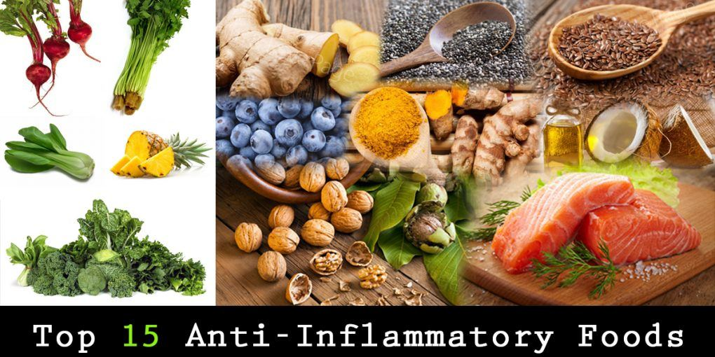 These 15 Anti-Inflammatory Foods Will Keep Inflammation at Bay