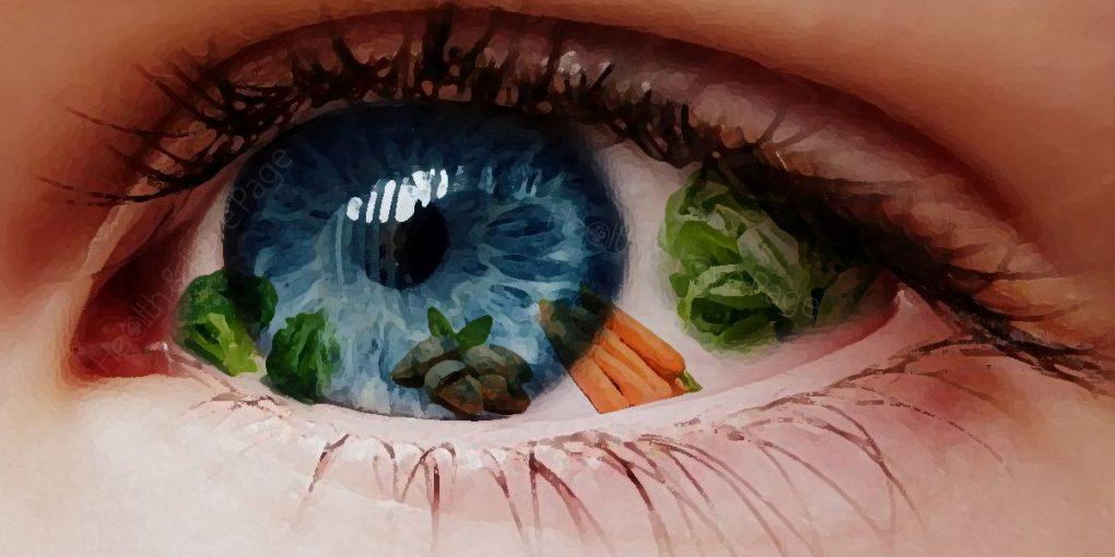 What You Should Eat To Improve Your Eyesight