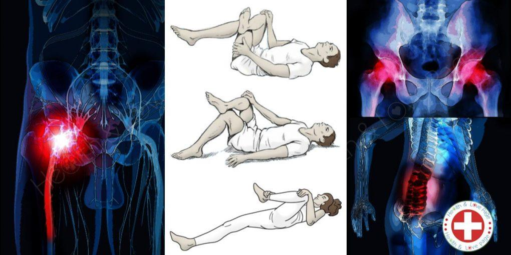 10 Piriformis Stretches to Relieve Sciatica and Any Lower Back and Hip Pain