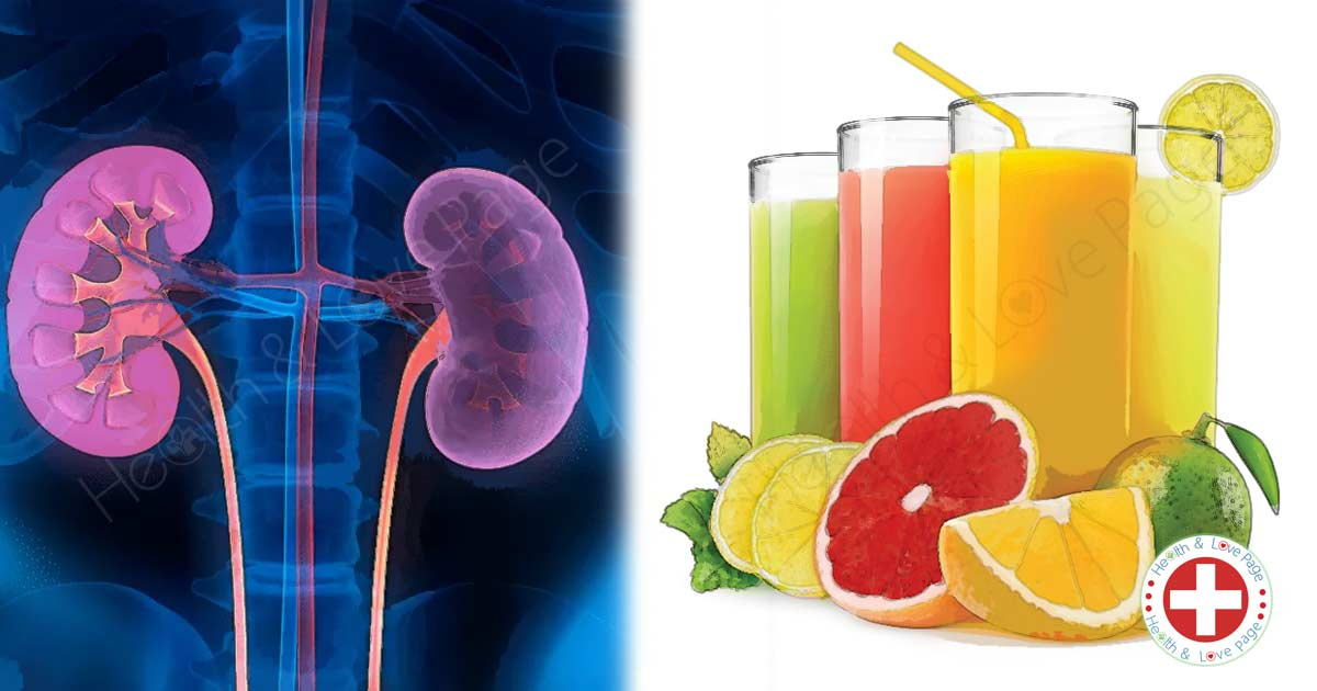 3 Amazing Recipes for Cleansing Your Kidneys Fast