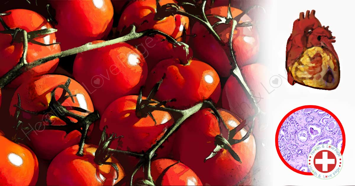 5 Reasons Why Tomatoes are Good For You!