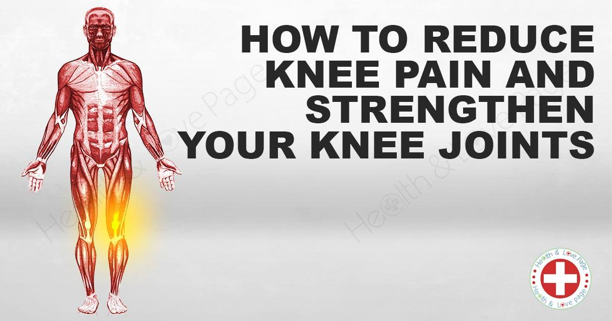 4 Amazing Tricks for Knee & Joint Strength Recovery