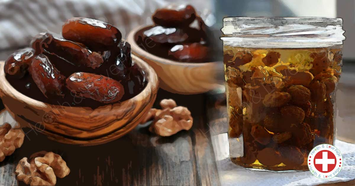 Nabeez - An Ancient Drink That Helps Alkalize and Detox the Body!