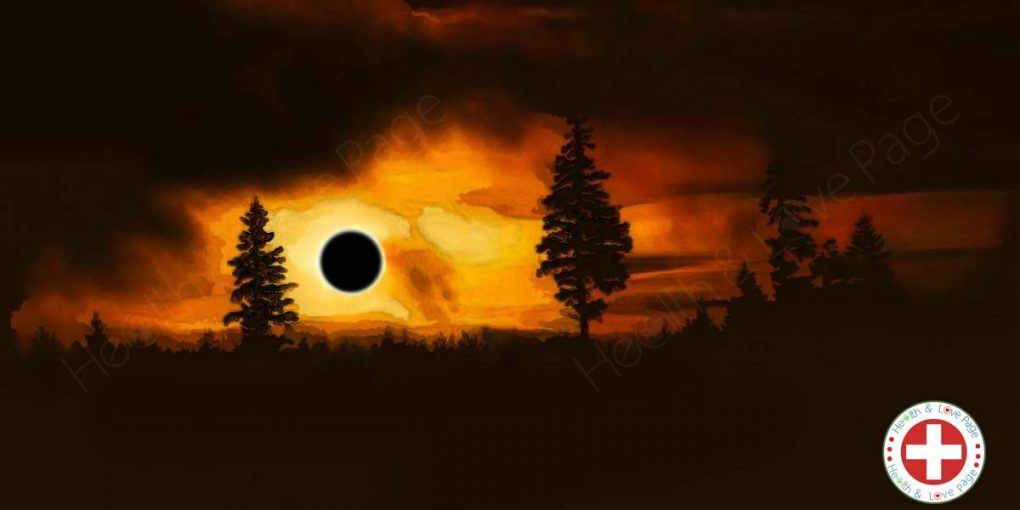 Rare Solar Eclipse Happening Once Every Few Decades - In the U.S.!
