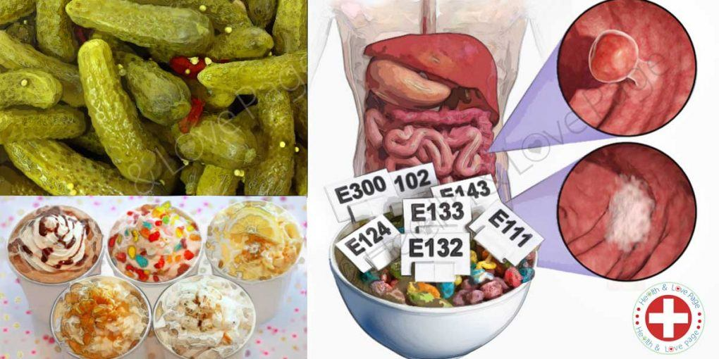 Possible Cancer-Causing Food Additive Found in Dill Pickles, Ice-Cream, and Other Foods