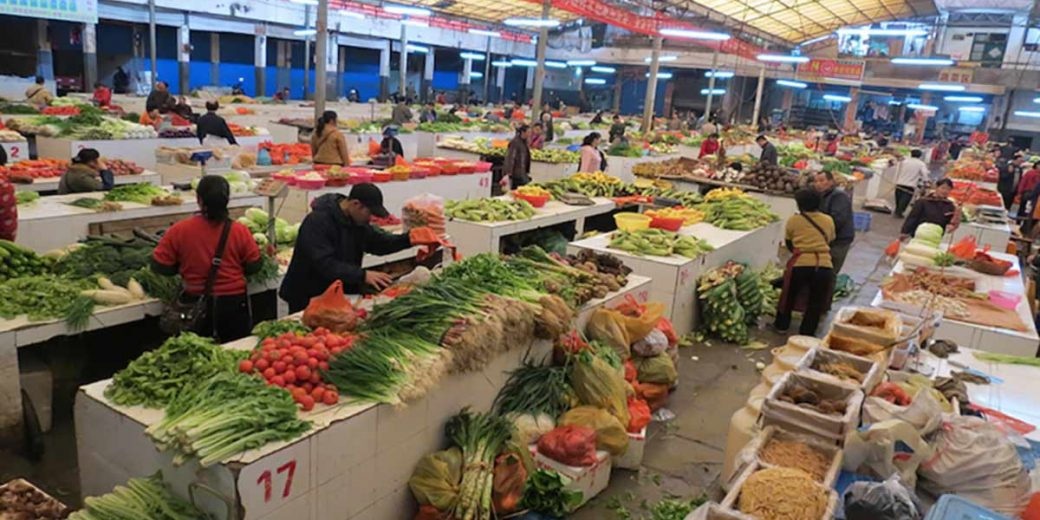 'Organic' Food From China Found To Be Highly Contaminated