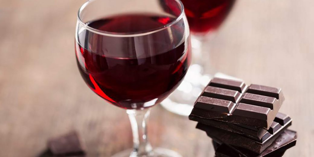 Study Eating Chocolate and Drinking Red Wine Could Help Prevent Aging