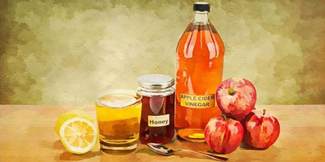 7 Benefits of Apple Cider Vinegar with Honey, Ginger, and Turmeric